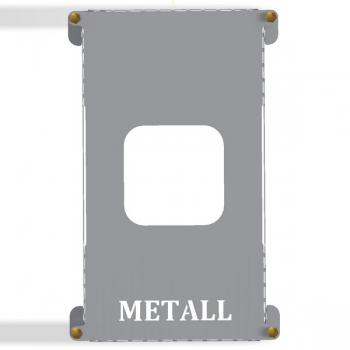 Tütentrenner Metall