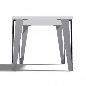 Tischbeine Einfalter Parallel - 4 Stück