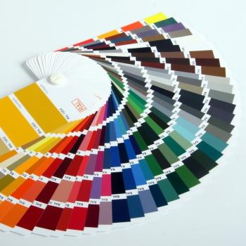 RAL Karte Farben