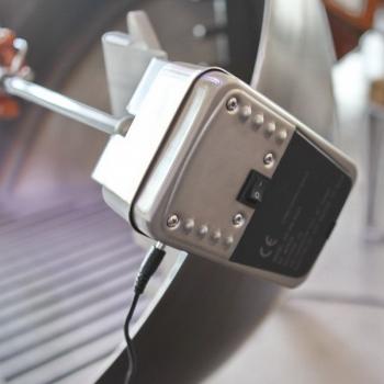 Edelstahl Grillmotor