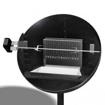 Vertikalgrill- Einsatz für Bubble Grill