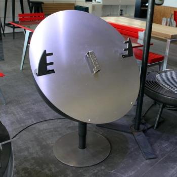 Deckel für Bubble Grill