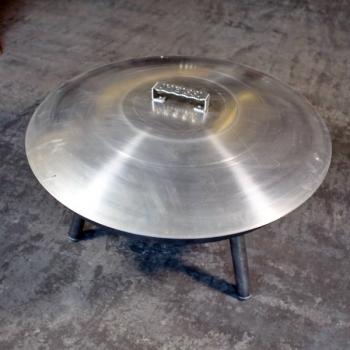 Deckel für Feuerschale 80cm