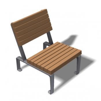 Dachgarten Sessel