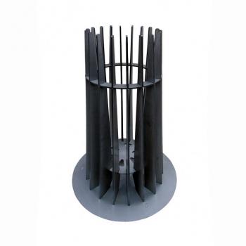 Feuerkorb steckbar aus Stahl