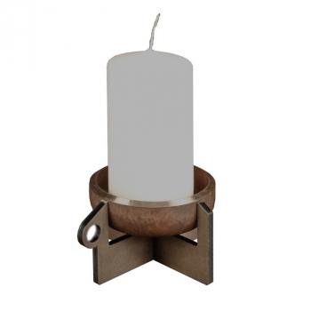 Steckbarer Kerzenständer Helle 50