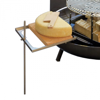 "Raclette am Feuer ""Raclettesupport"""