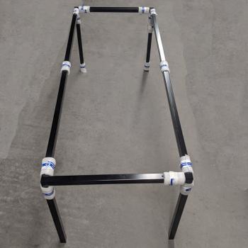 Tischgestell Typ 2 weiss