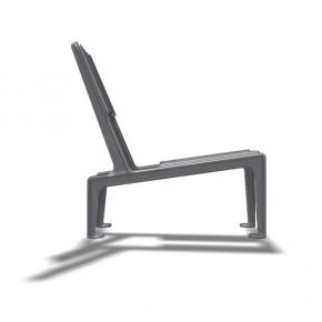 Fuss für Sessel Seite