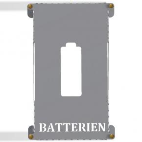 Tütentrenner Batterien