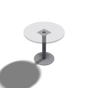 Tischfuss Bistrotisch Rund - Stück