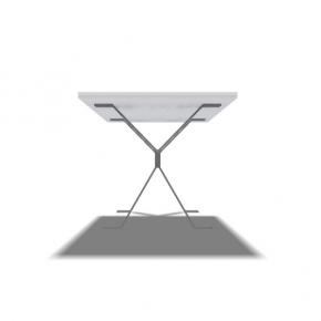 Tischfuss Waschtisch X - Stück