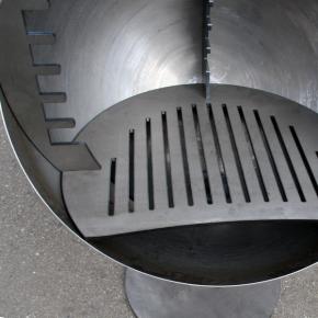 Einsatz 10mm Stahlblech