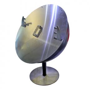 """Deckel für """"Bubble Grill"""" Aluminium"""
