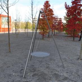 Dreibein für Grillrost 70cm