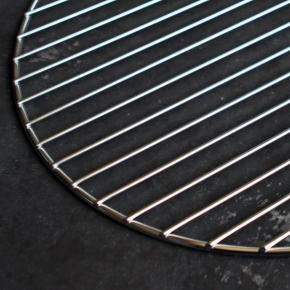 Detail Edelstahlrost