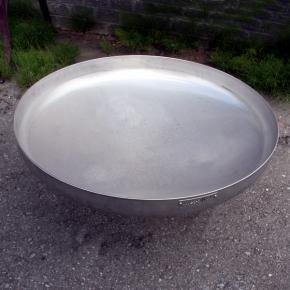 Chromstahl Feuerschale Standard