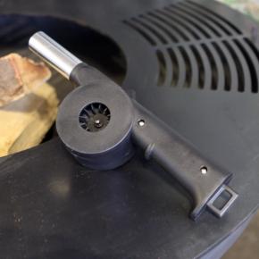 Blasebalg Ventilator