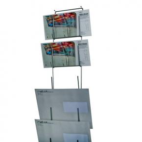 "Postkartenhalter ""Souvenir Brief"" Format A5"