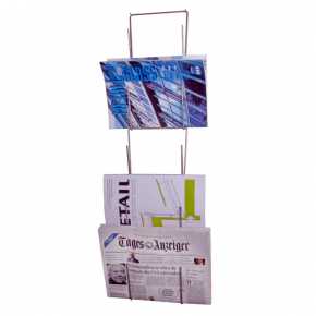 "Zeitschriftenhalter ""Souvenir Zeitung"""