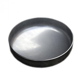 Wasserschale aus Edelstahl für Grill
