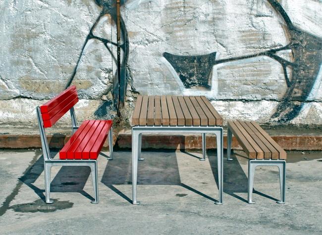 Metall Werk Zürich Ag Dachgarten Die