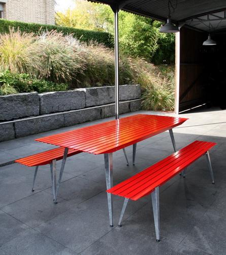 Aluminium Garten Tisch Gelsenkirchen Gartentische: Gartenmöbel Aus Metall Modell Schnell