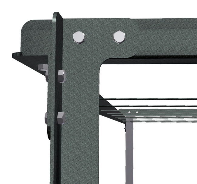metall werk z rich ag zirkumflex die pergola f r kletterpflanzen. Black Bedroom Furniture Sets. Home Design Ideas