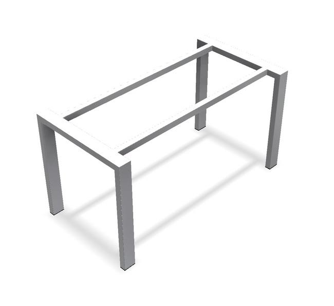 metall werk z rich ag tischgestell typ 2. Black Bedroom Furniture Sets. Home Design Ideas