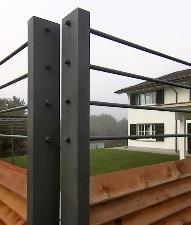 metall werk z rich ag pergola h usler. Black Bedroom Furniture Sets. Home Design Ideas