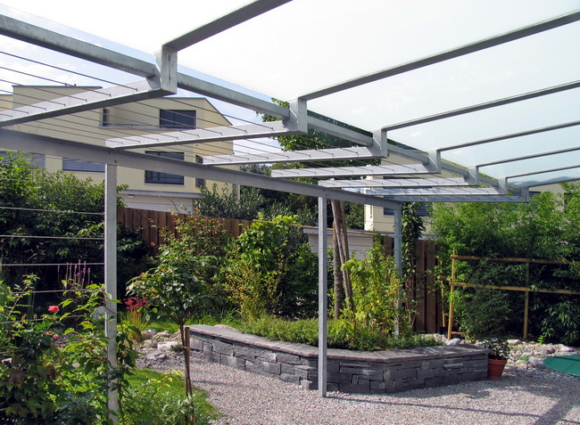 Gartenmobel Rattan Wien : Pergola Metall Pictures to pin on Pinterest