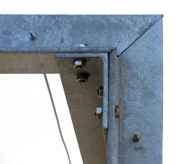 Terrassenuberdachung holz glasdach kreatives haus design for Holz pergola bausatz