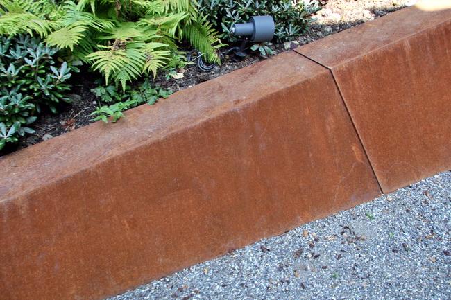 Gartenaccessoires aus metall for Gartenaccessoires rost