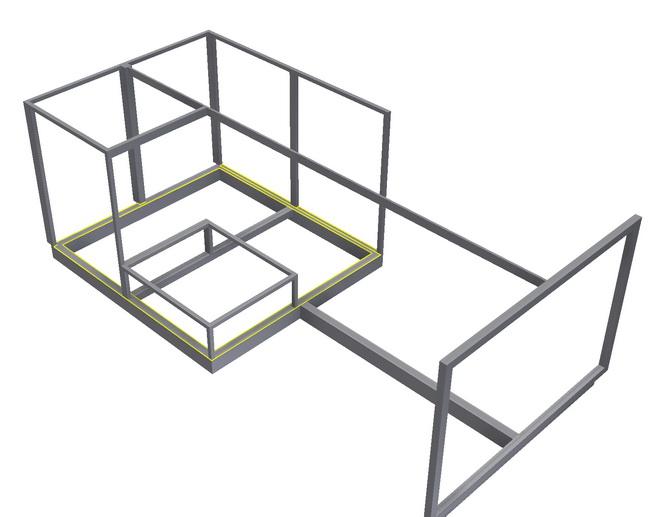 Metall Werk Zürich AG - Küchenmöbel in verzinktem Stahl
