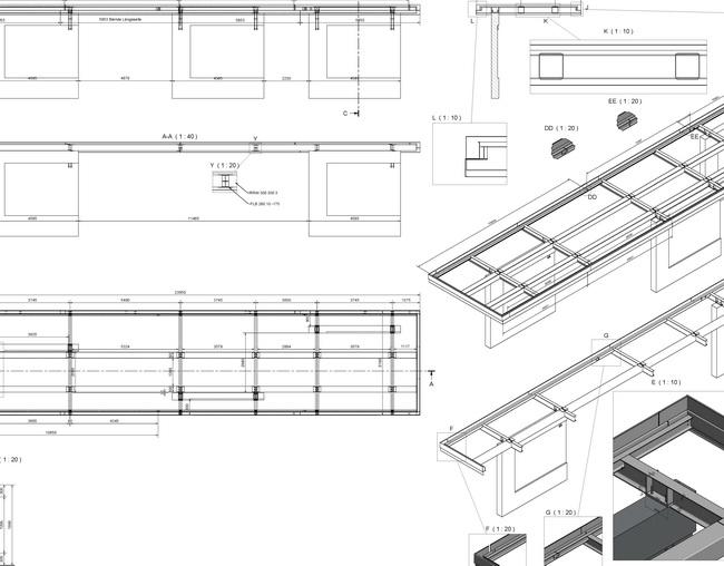 metall werk z rich ag tramhaltestelle milchbuck. Black Bedroom Furniture Sets. Home Design Ideas